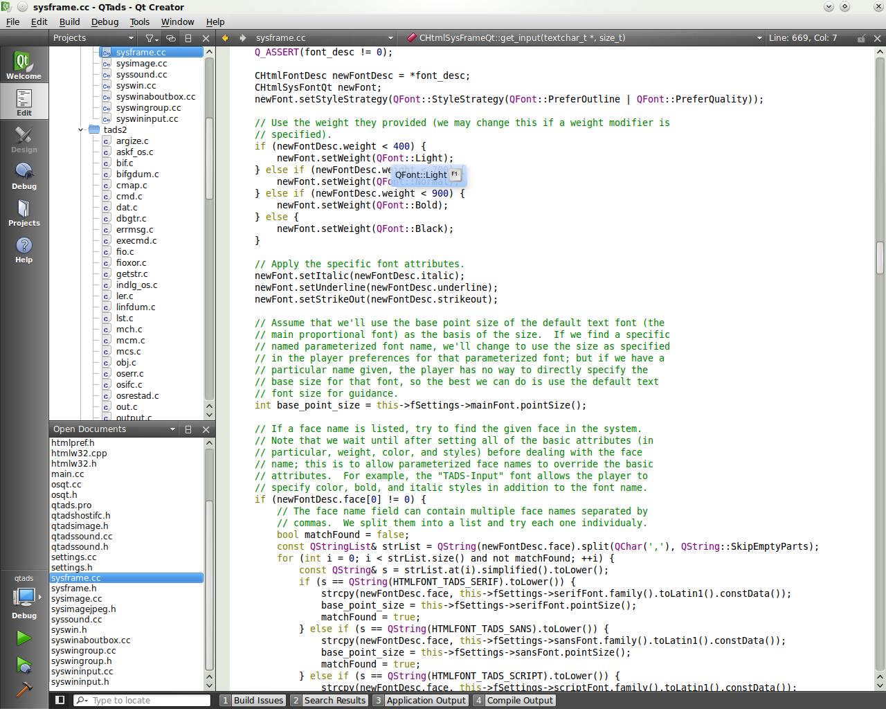 QtCreator-Linux-2.0.1