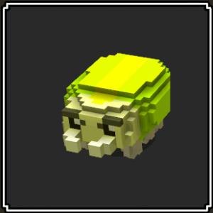 Lemon Beetle