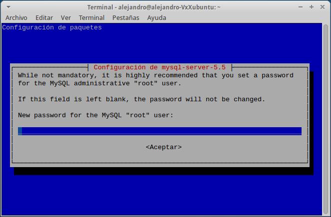 Instalar un servidor web con lighttpd en Debian